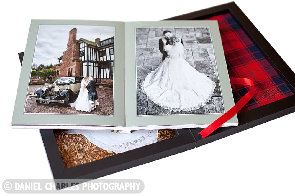 see your wedding photos laid out in a beautiful handmade. Black Bedroom Furniture Sets. Home Design Ideas