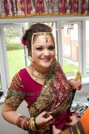 Anita looked stunning