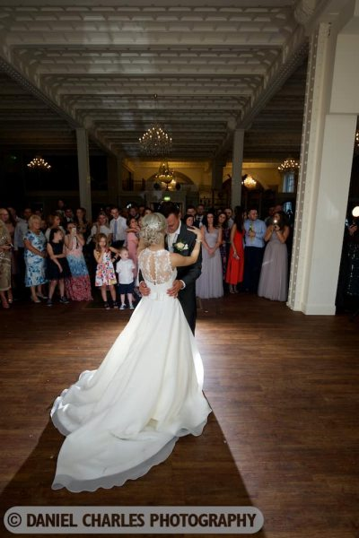 first dance in white star grand hall